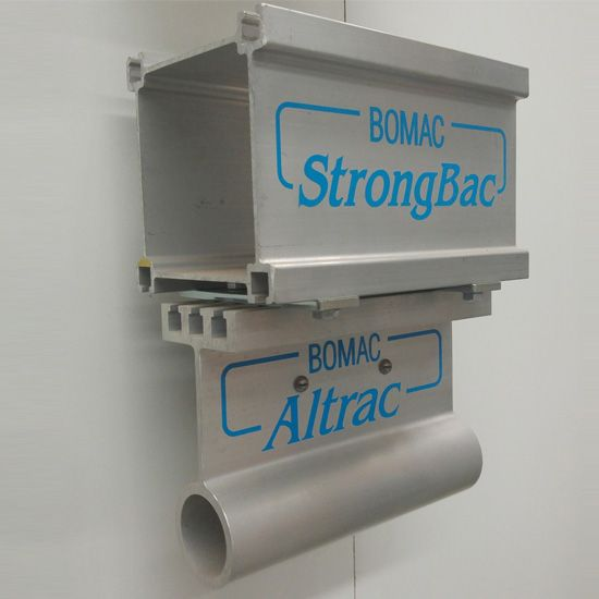 Strongbac, Strongback, aluminium rail, aluminum rail, StrongBac 80